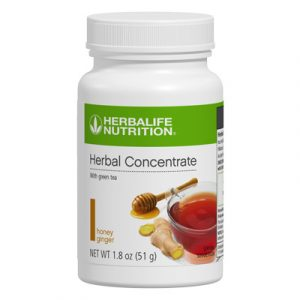 Herbal Concentrate - Honey Ginger Flavour *Limited Edition*