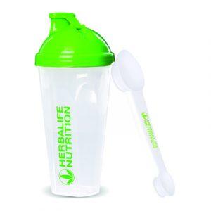 Herbalife Nutrition Shaker Cup & Measuring Spoon Bundle