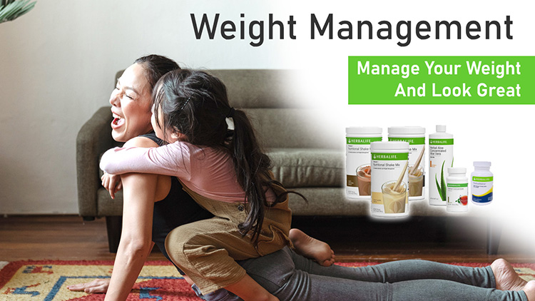 ACTIVE LIFESTYLER herbalife-weight-management-singapore Weight Management